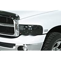 Westin Wade 72-36254 Smoke Tint Light Guard Cubierta de faro - Par