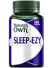 Nature's Own Sleep Ezy - Promotes Restful Sleep - Helps You Stay Asleep - Calms the Nerves