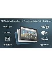 Das neue Fire HD 8-Tablet, 8-Zoll-HD-Display