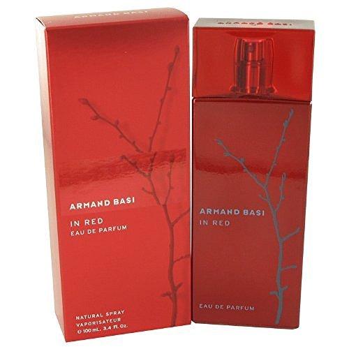 Armand Basi Fragrance - Armand Basi In Red 3.4 oz Eau De Parfum Spray- For Women