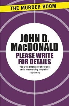 Please Write Details John MacDonald ebook product image