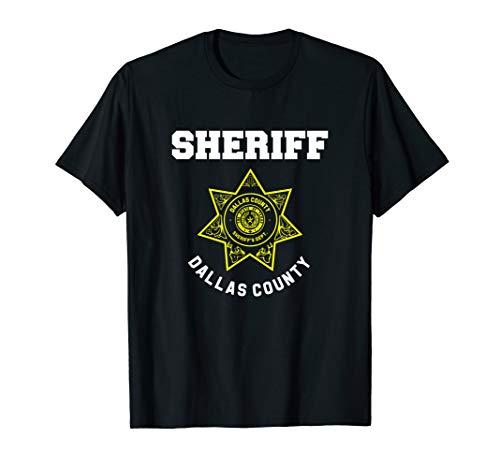 (Dallas County Texas Sheriff Deputies Police Uniform)
