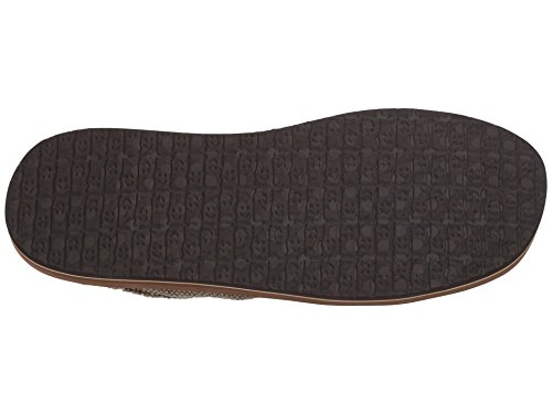 Sanuk Men's Chiba Chill Slip-On Loafer Brown / Wheat the Fuzz buy cheap ebay clearance hot sale outlet best prices Manchester online outlet 100% authentic 1lp7xfs6Ia