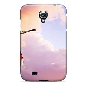 New Arrival Colorful Roseate Spoonbill TtXzI15873AdiNX Case Cover/ S4 Galaxy Case