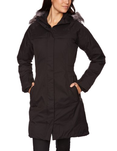 THE NORTH FACE Women's Arctic Parka tnf black (Size: L)