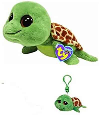 03919a77bc9 Ty Beanie Boos Zippy The Turtle - 3.5