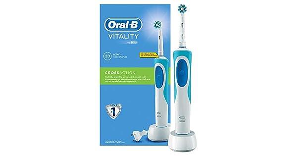 Amazon.com: Braun d12.513 Oral-B Vitality cepillo para polvo ...