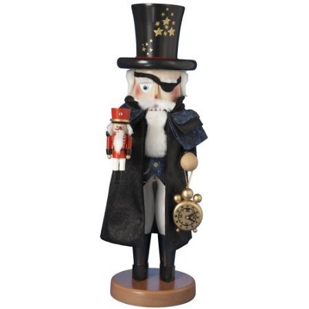 Steinbach LE Herr Drosselmeyer German Christmas Nutcracker New