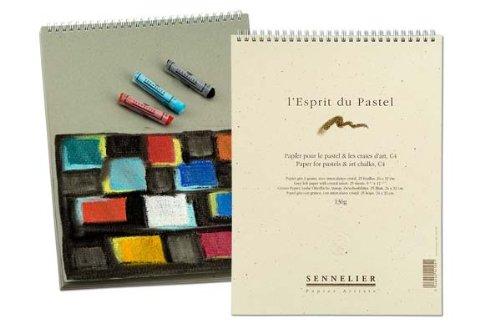 Sennelier C4 25 Sheet Pastel Pad 9x13-1/2