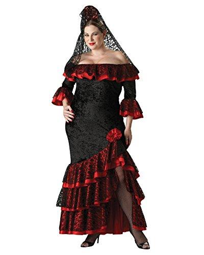 Plus  (Discount Latin Dance Costumes)