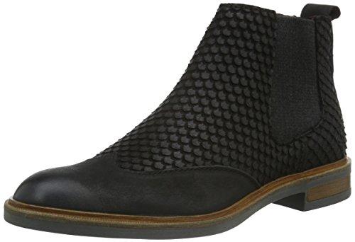 Marc Opolo Damen 60713515002101 Chelsea Boots Schwarz (zwart 990)