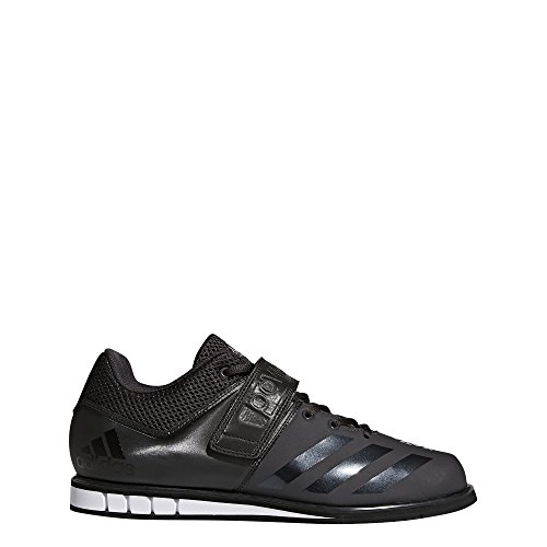 adidas Performance Men's Powerlift.3.1 Cross-Trainer Shoes, Utility Black/Black/White, (12 M US) ()