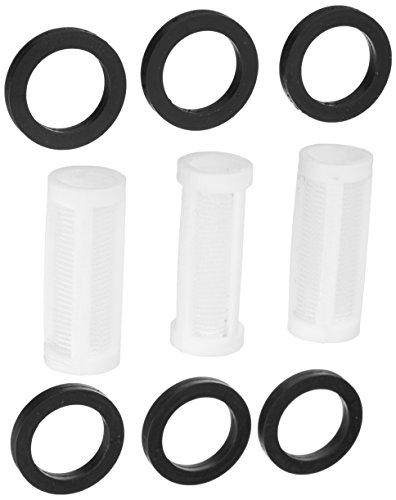 Element Gasket - Mr. Gasket 896 Fuel Filter Element