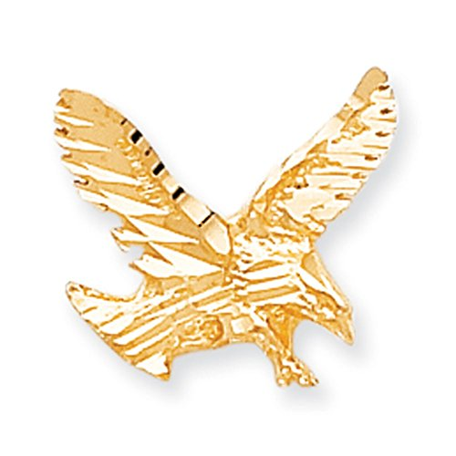 10K Or Massif Eagle Charme-en or de qualité plus élevé que or 9carats