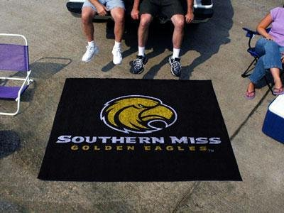University of Southern Mississippi Tailgater Rug
