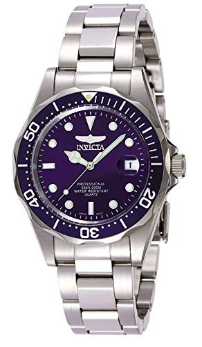 Invicta Men's 9204 Pro Diver Collection Silver-Tone Watch ()