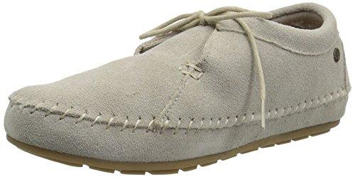 BEARPAW Women's Ellen Oxford Boot, Linen, 10 M ()