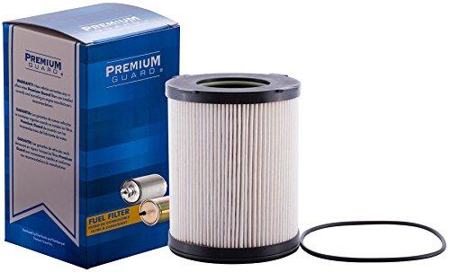 (PG Diesel Fuel Filter DF99199 | Fits 2016-19 Nissan Titan XD )