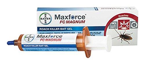 Bayer Maxforce FC Magnum Roach Killer Bait Gel