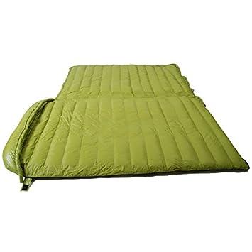 ZHANGYUSEN Doble Bolsa De Dormir, Saco De Dormir De Camping Al Aire Libre Para Adultos