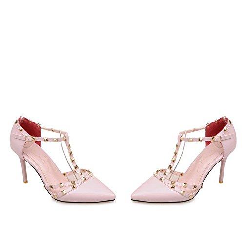 Donna 35 Ballerine Rosa AN Pink 58wxpBq