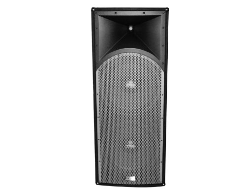 Absolute PROS212 Dual 12-Inch Professional Series 3000 Watts P.M.P.O Speaker