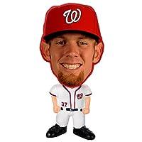 MLB Washington Nationals Steven Strasburg Unisex Strasburg S. #37 Flathlete Figurine, One Size
