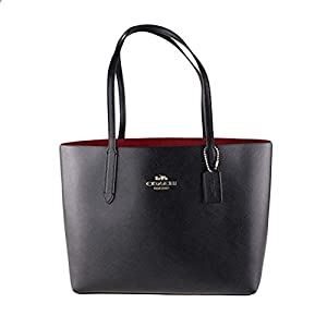Coach F31535 Leather Avenue Tote