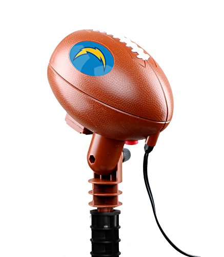 NFL San Diego Chargers Team Pride Light, White, One (San Diego Chargers Light)