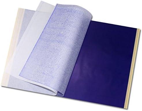 EZi 25/fogli di Carta Professionale A4/Carbon Tattoo matrit Zen Paus carta carta transfer Stencil selber Stampa # de7603810