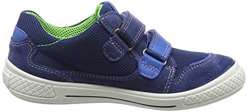 Superfit Tensy Surround - Zapatilla Baja Niños azul - Blau (INDIGO KOMBI 88)