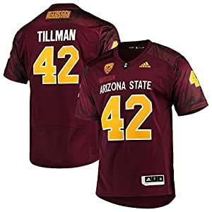 new product b01ca 151f3 adidas Pat Tillman Arizona State Sun Devils Special Game Premier Jersey