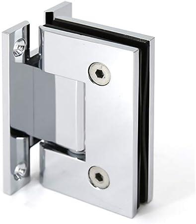 90 Degree Geneva H Type Base Wall To Glass Shower Door Hinge For 1