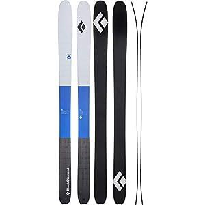 Black Diamond Helio 105 Ski Powell Blue 165 cm
