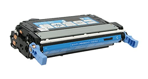 Hp Q5951a Cyan Toner (Inksters Remanufactured Toner Cartridge Replacement for HP 4700 Toner Cyan, Q5951A (HP 643A) 10K Pages)