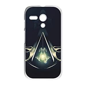 Assassin's Creed Motorola G Cell Phone Case White DIY Gift zhm004_0458949