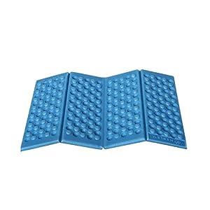 EVA Foam Cushion Seat Pads , Blu7ive 4 Pcs / 2Pcs/1Pcs a Set Portable Folding Waterproof Mat Seat for Outdoor Sport Camping Picnic