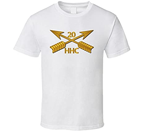 8a405d8d550 Amazon.com   2XLARGE - Hhc - 20th Sfg Branch Wo Txt T Shirt - White    Everything Else