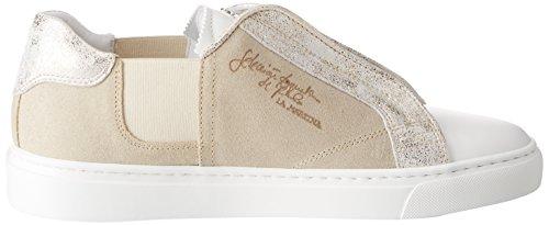 Sneaker Martina La Cassetta Sneaker Donna Cassetta Bianco La Martina Donna Tqwtnw4aS