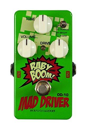 Biyang Od-10 Mad Driver Guitar (Driver Pedal)