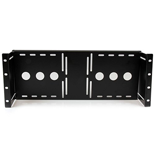 Rackmount Video - LCD Monitor Mounting 17/19IN Bracket for 19IN Racks & Cabinets (RKLCDBK)