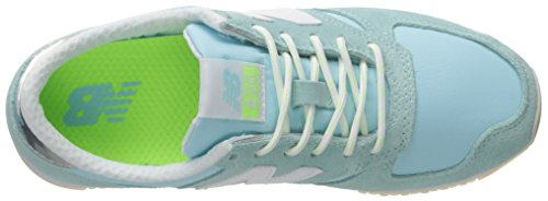 New Balance Women's 420 70s Running Lifestyle Fashion Sneaker Ozone Blue Glo/White outlet high quality tCUWrzV