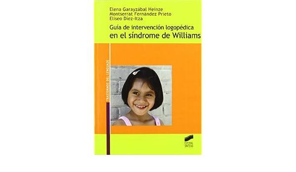 Guia De Intervencion Logopedica En El Sindrome De Williams
