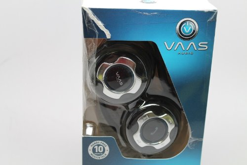 Vaas Audio Foldable Bluetooth Stereo Headphones - Supports Hands Free Calling and Wireless Music Streaming - Vaas Bluetooth Headphones