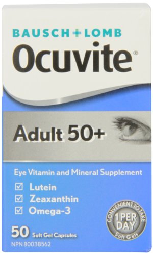 Bausch Ocuvite Vitamin Mineral Supplement