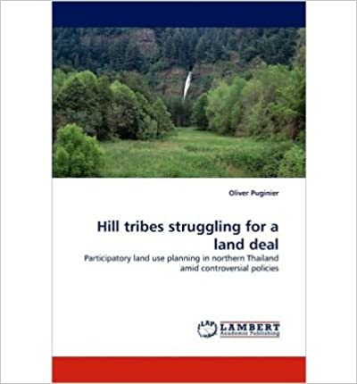 Download electronic books free Hill tribes struggling for a land deal: Participatory land use planning in northern Thailand amid controversial policies in Portuguese PDF B009CL0XRI