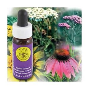Flower Essence Services - gouttes Yarrow Environnement Solutions - 0,25 oz (Multi-Pack)