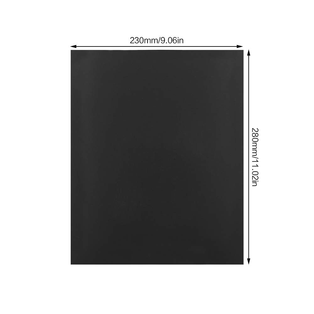 YHJGKO sandpaper50pcs 23X28cm Waterproof Abrasive Sandpaper Grit 800 2000 Water Grinding Polishing Abrasive Tools Wet Abrasive Paper Sheets-in Abrasive Tools from Tools,grit 240