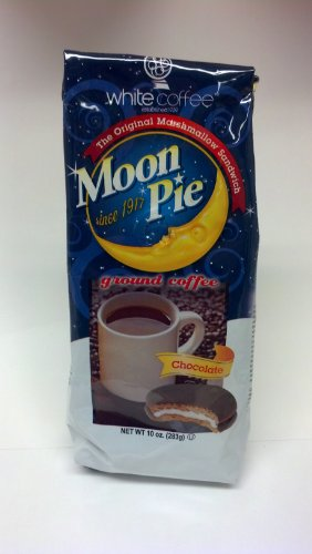 Moon Pie Flavored Ground Coffee 10oz Bag (Pack of 3) (Chocolate)