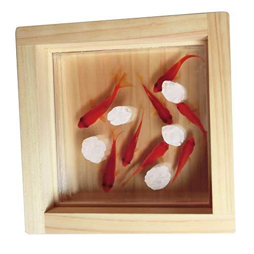 桜 プリザーブドフラワー さくら サクラ 樹脂金魚 「桜/sakura2」日本の春 アートこだわりと安心の【純日本製】 B07NDCYS52